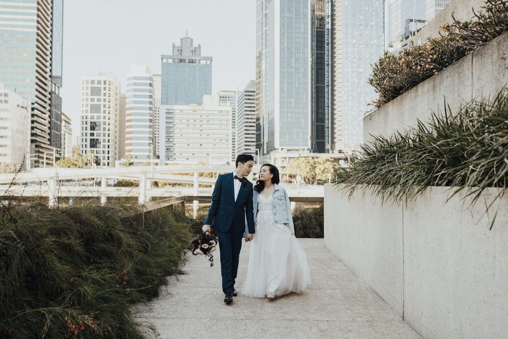 Weddings at State Library of Queensland