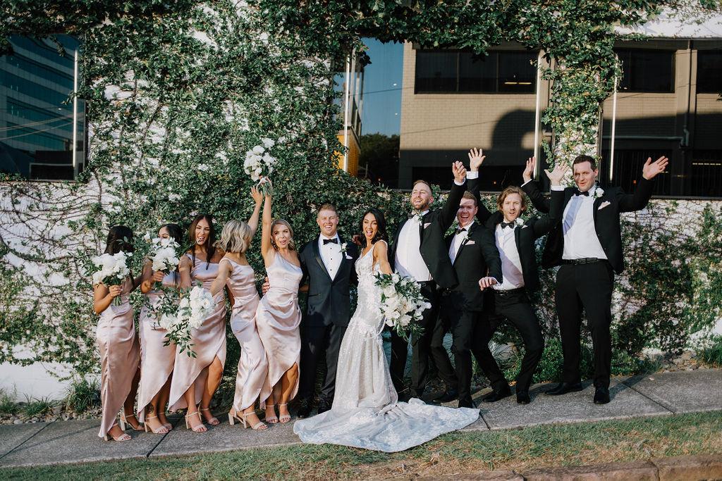Brisbane Wedding Lightspace